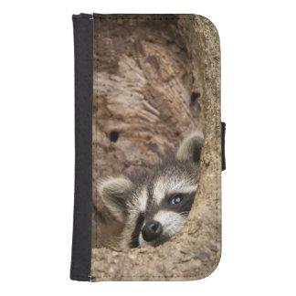 USA, Minnesota, Sandstone, Minnesota Wildlife 3 Samsung S4 Wallet Case