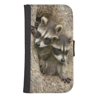 USA, Minnesota, Sandstone, Minnesota Wildlife 7 Samsung S4 Wallet Case