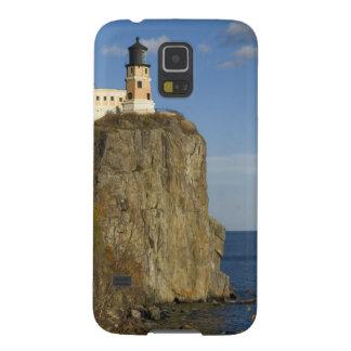 USA, Minnesota.  Split Rock Lighthouse on Lake Galaxy S5 Cases