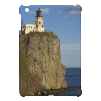USA, Minnesota.  Split Rock Lighthouse on Lake iPad Mini Cover