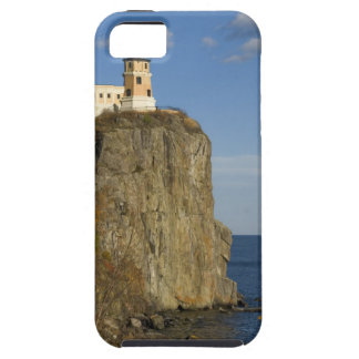 USA, Minnesota.  Split Rock Lighthouse on Lake iPhone 5 Cases