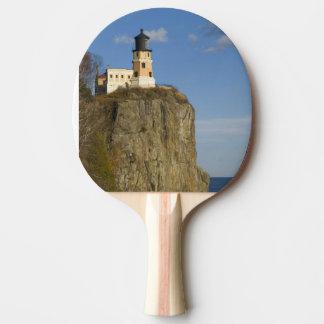 USA, Minnesota.  Split Rock Lighthouse on Lake Ping Pong Paddle