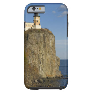 USA, Minnesota.  Split Rock Lighthouse on Lake Tough iPhone 6 Case