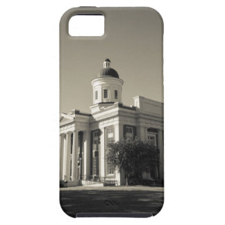 USA, Mississippi, Canton. Cinema town of central iPhone 5 Case