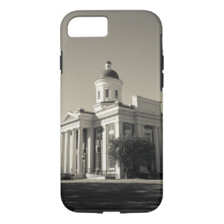 USA, Mississippi, Canton. Cinema town of central iPhone 8/7 Case