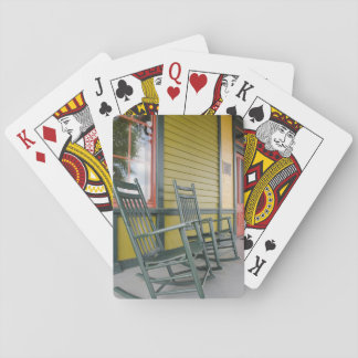 USA, Mississippi, Columbus Playing Cards