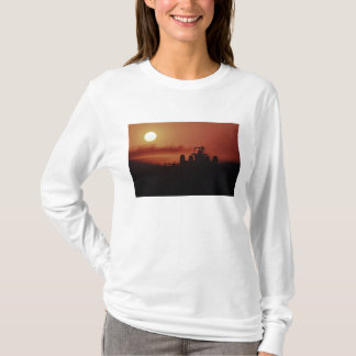 USA, Mississippi, disking cotton field T-Shirt