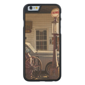 USA, Mississippi, Jackson, Mississippi Carved® Maple iPhone 6 Case