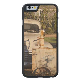 USA, Mississippi, Jackson. Mississippi Carved® Maple iPhone 6 Case