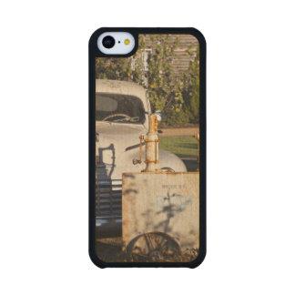USA, Mississippi, Jackson. Mississippi Carved® Maple iPhone 5C Case