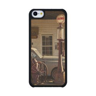 USA, Mississippi, Jackson, Mississippi Carved® Maple iPhone 5C Slim Case