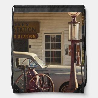 USA, Mississippi, Jackson, Mississippi Drawstring Bag