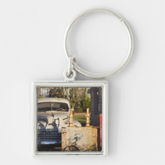 USA, Mississippi, Jackson. Mississippi Key Ring