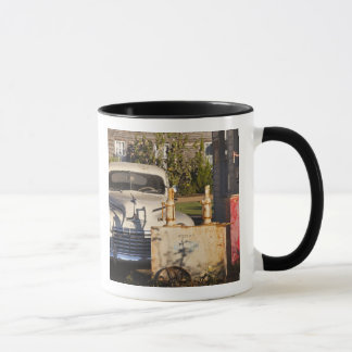 USA, Mississippi, Jackson. Mississippi Mug