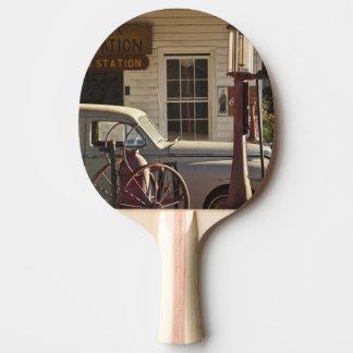 USA, Mississippi, Jackson, Mississippi Ping Pong Paddle