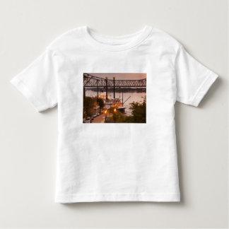 USA, Mississippi, Natchez. Natchez Under the Toddler T-Shirt