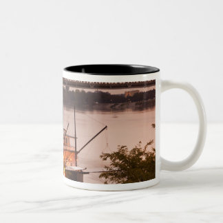 USA, Mississippi, Natchez. Natchez Under the Two-Tone Coffee Mug