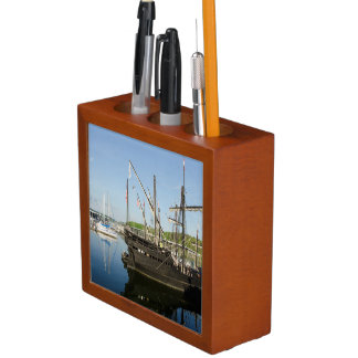 USA, Mississippi, Tennessee-Tombigbee Waterway Desk Organiser