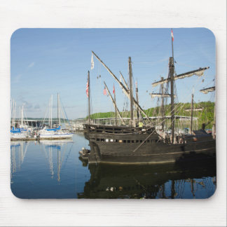 USA, Mississippi, Tennessee-Tombigbee Waterway Mouse Mat