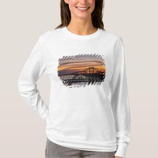 USA, Mississippi, Vicksburg. I-20 Highway and T-Shirt