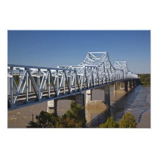 USA, Mississippi, Vicksburg. I-20 Highway Art Photo