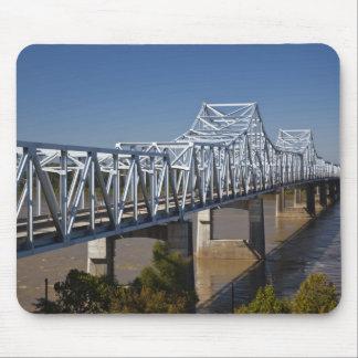 USA, Mississippi, Vicksburg. I-20 Highway Mouse Mat