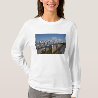 USA, Mississippi, Vicksburg. I-20 Highway T-Shirt
