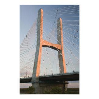 USA, Missouri, Cape Girardeau: The Bill Photo Print
