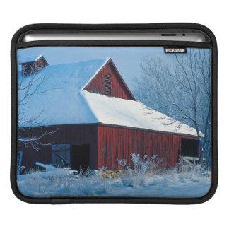 USA, Missouri, Jackson County, Fleming Park iPad Sleeve