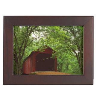 USA, Missouri, Jefferson County, Sandy Creek Keepsake Box