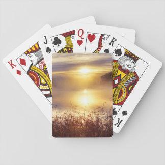USA, Missouri, Kansas City Metro Area, Fleming Playing Cards