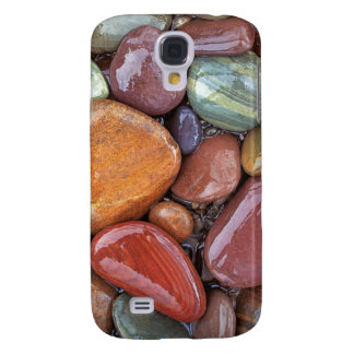 USA, Montana, Clark Fork River, Stones 2 Galaxy S4 Case