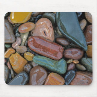 USA, Montana, Clark Fork River, Stones Mouse Pad