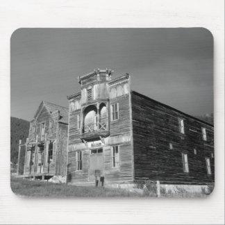 USA, Montana, Elkhorn Fraternity Hall meeting Mouse Pad