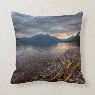 USA, Montana, Glacier National Park 1 Cushion