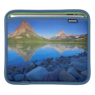 USA, Montana, Glacier National Park 4 iPad Sleeve