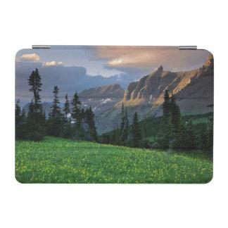 USA, Montana, Glacier National Park, Logan Pass iPad Mini Cover