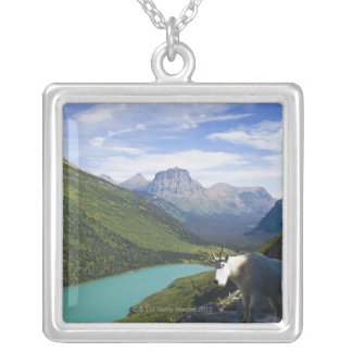 USA, Montana, Glacier National Park, Mountain Necklaces