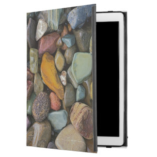"USA, Montana, Glacier National Park, Stones iPad Pro 12.9"" Case"