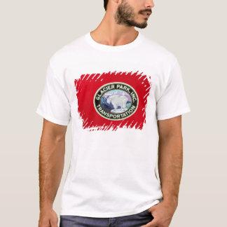 USA, Montana, Glacier National Park, Vintage 2 T-Shirt