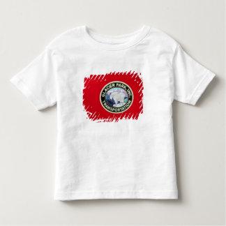 USA, Montana, Glacier National Park, Vintage 2 Toddler T-Shirt