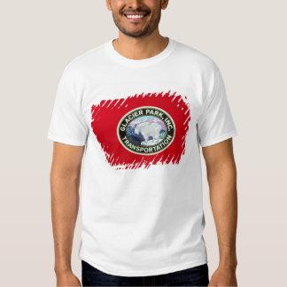 USA, Montana, Glacier National Park, Vintage 2 Tshirts
