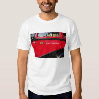 USA, Montana, Glacier National Park, Vintage Shirt