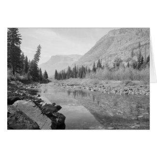 USA, Montana, scenic Card