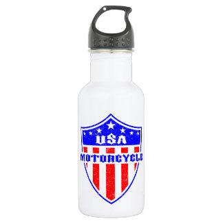 USA Motorcycle 532 Ml Water Bottle