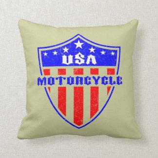 USA Motorcycle Cushions