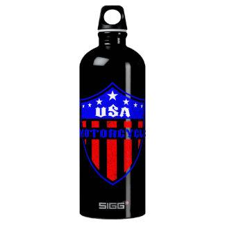 USA Motorcycle SIGG Traveller 1.0L Water Bottle