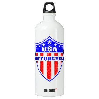 USA Motorcycle SIGG Traveler 1.0L Water Bottle