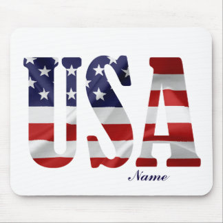 USA MOUSE MAT