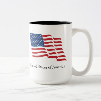USA COFFEE MUGS